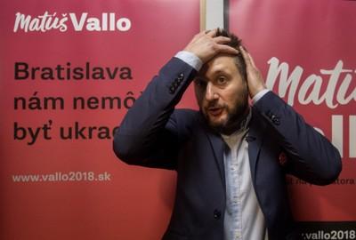e28208bfc Vallo reaguje na Dankove snahy napadnúť jeho víťazstvo na súde