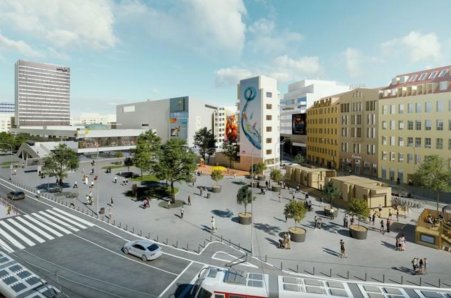a25b5a0a6 Projekt Živé námestie: Prvé zmeny uvidíte už tento rok   Samospráva ...