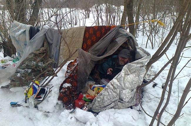 Chcete darovať oblečenie bezdomovcom  Dá sa to aj v Petržalke ... 31e6d560913