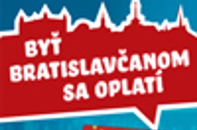 Mestská karta  Byť Bratislavčanom sa teraz oplatí  8f9c893d21d