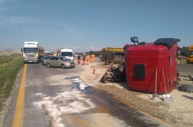 NDS: Hromadná nehoda ukázala nevyhnutnosť rozšírenia