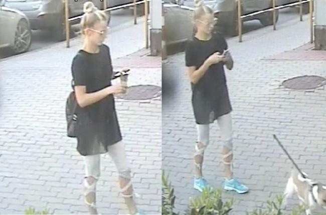 a48d09046547 Poznáte mladú ženu na fotografii  hľadá ju polícia... - Hana Meličková