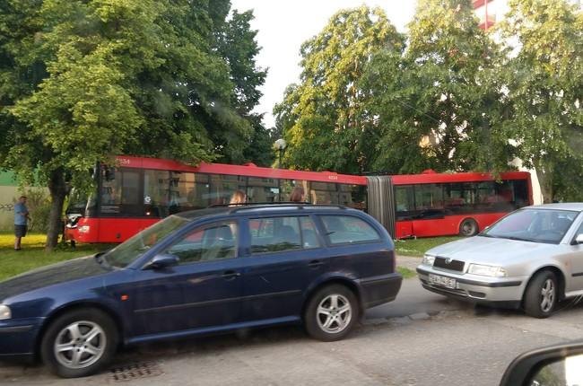 video vodič autobusu