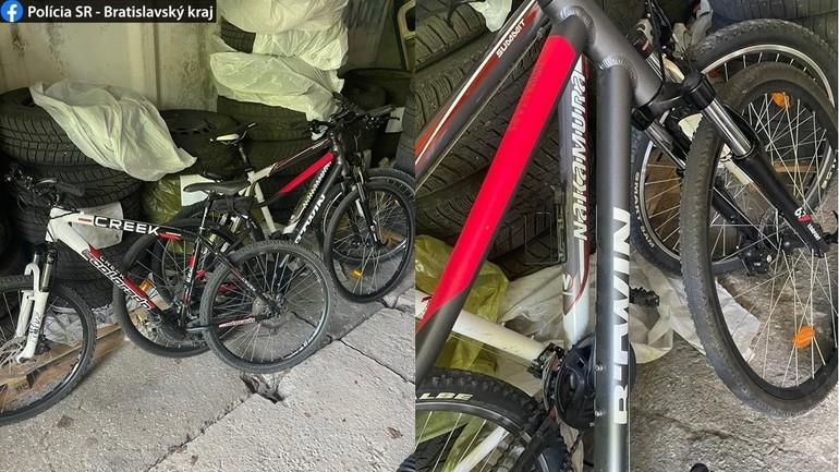 kradnutie bicyklov
