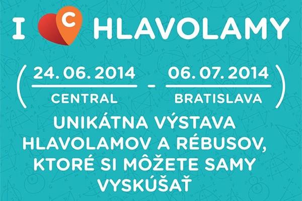 a7df6cb3d V nákupnom centre CENTRAL sú vystavené hádanky a rébusy | Ružinov |  Aktuality | Bratislavské noviny